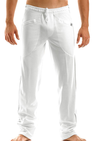 White Crossfit Sweatpants