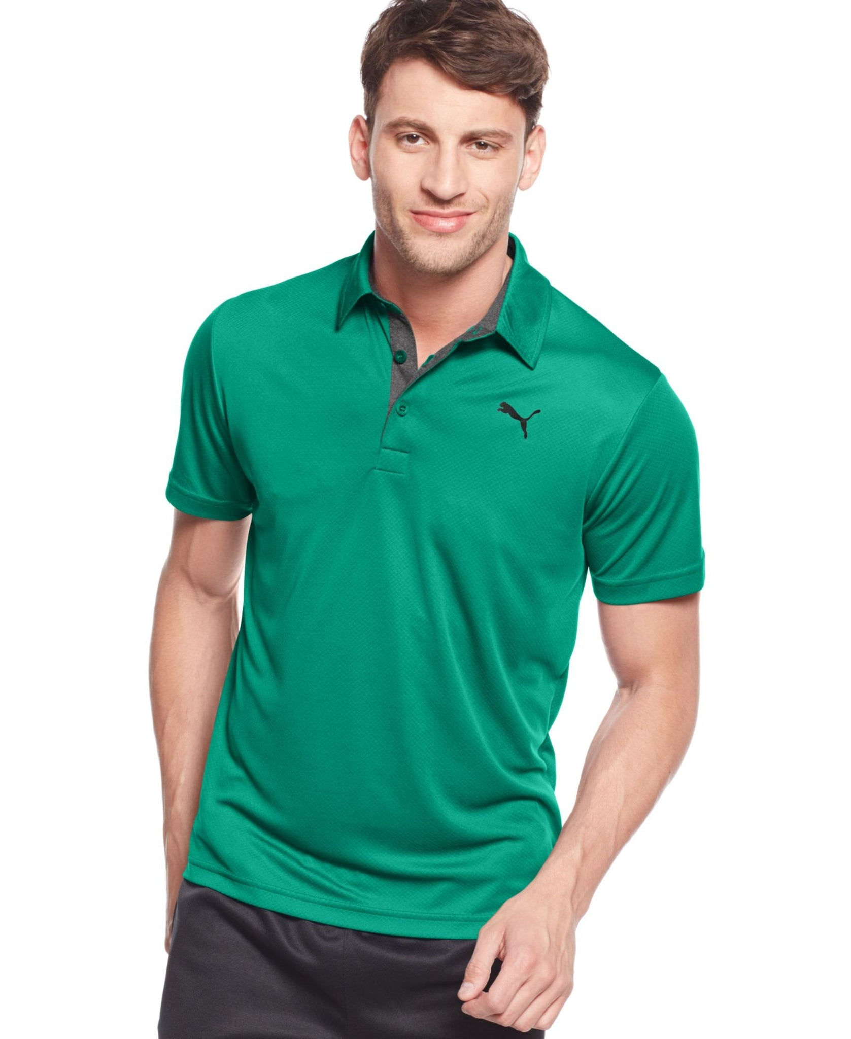 Puma Solid Performance Polo