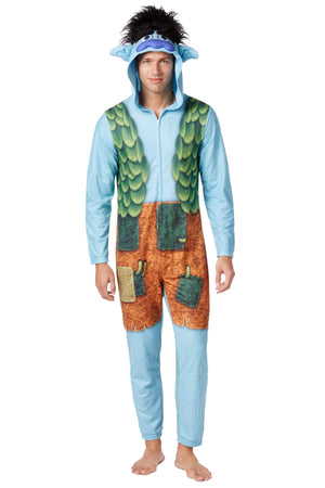 Trolls Adult Pajamas With Hood