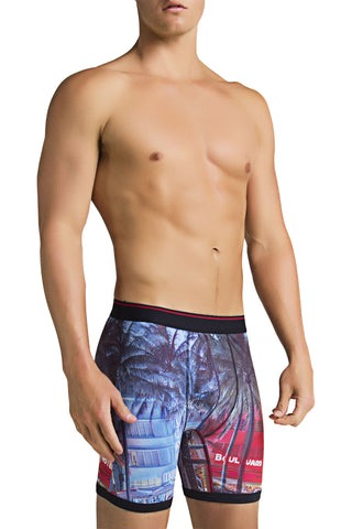 Balanced Tech Boulevard Performance Boxer Brief