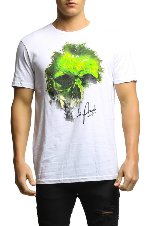 Radical Element White Skull Loy Tee - CheapUndies.com