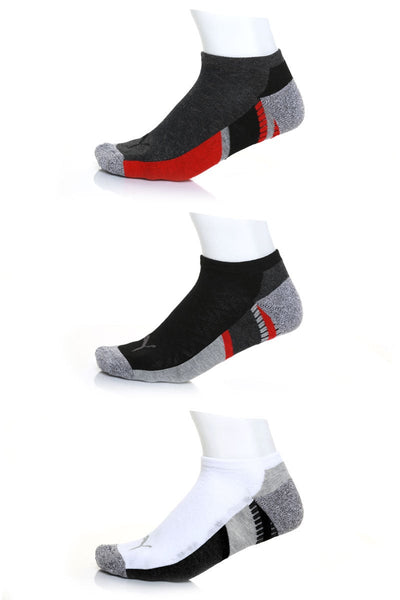 Puma 036 Allsport No-Show Sock 3-Pack
