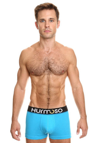 Hurmoso Blue Cotton Trunk