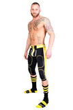 CellBlock 13 Black & Yellow Renegade Defender Pant