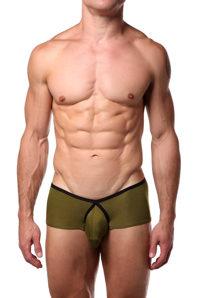 Extreme Collection Army Linea Brief - CheapUndies.com