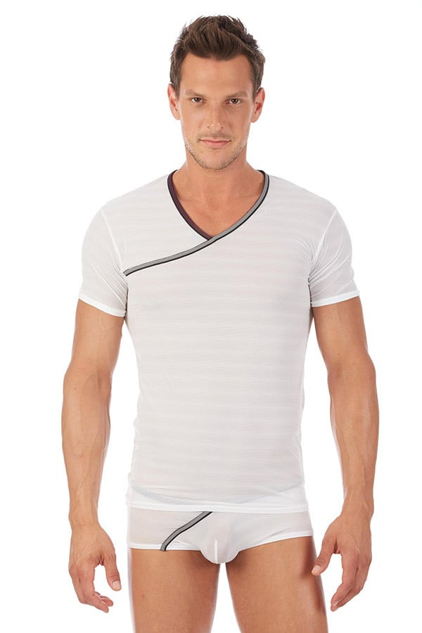 Gregg Homme White Foreplay Shirt