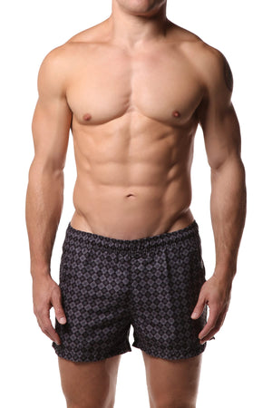 Datch Black HD Swim Short