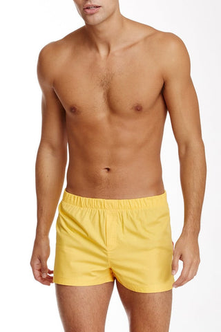 Mosmann Yellow Pepper Relaxed Boxer