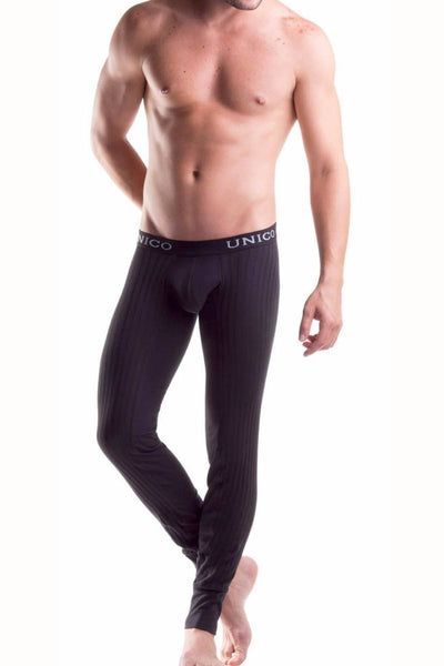 Unico Black Long John