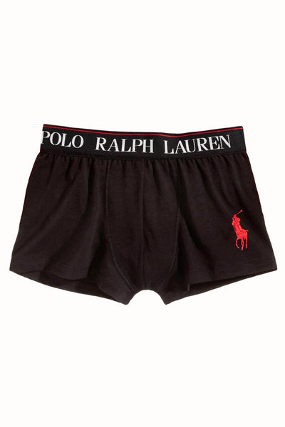 Polo Ralph Lauren Black Boxer Brief - CheapUndies.com