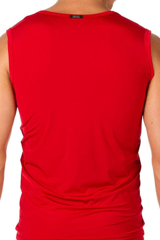 Gregg Homme Red Pimp Muscle Shirt