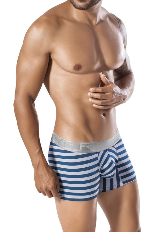 Clever Grey Sailor Life Boxer - CheapUndies.com