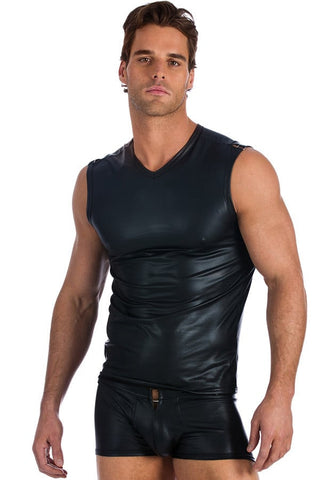 Gregg Homme Black Fuel Muscle Shirt