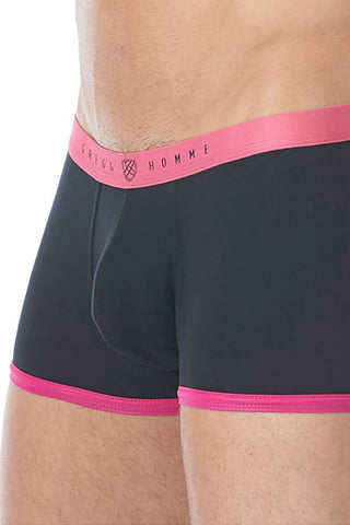 Gregg Homme Black & Pink Hotspell Boxer Brief