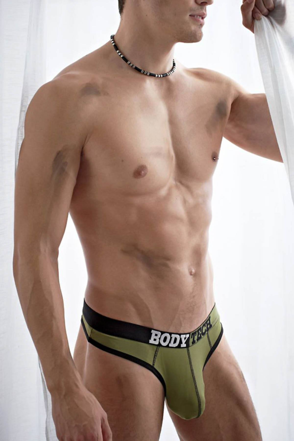 Body Tech Army Iron Thong