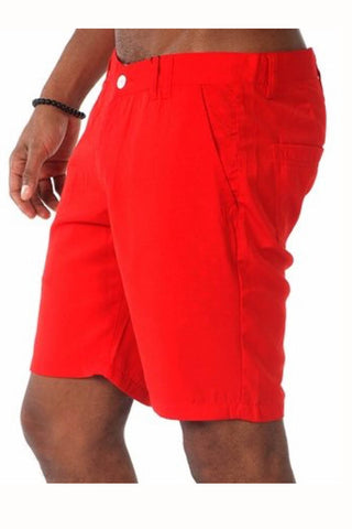 Filthy Etiquette Red Aja Short
