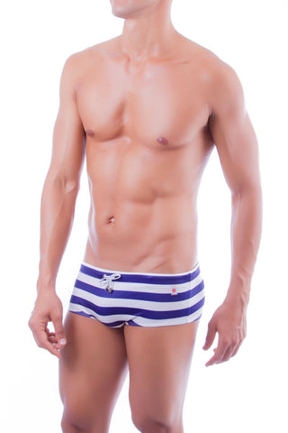 Jor Blue New Sailor Swim Brief