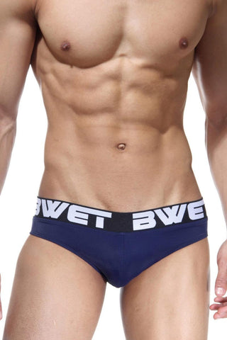 BWET Navy Ipanema Swim Brief