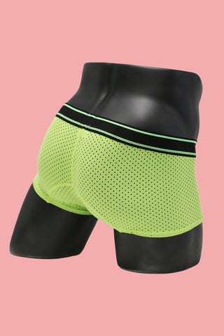 Fino Lime Mesh Cup Trunk