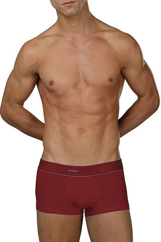 2(X)IST Cranberry Touch No-Show Trunk