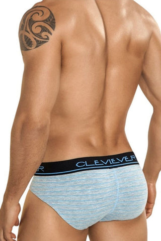 Clever Grey Belice Latin Brief
