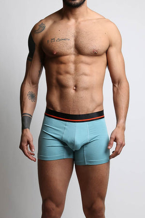 2-Pack Mosmann Light Blue & Lagoon Blue X Boxer Briefs