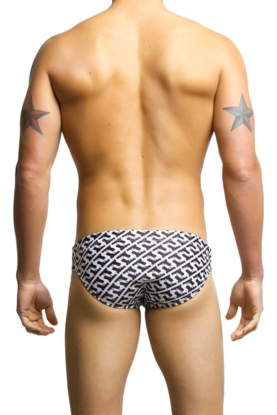 Radical Element White Peacemaker Luke Swim Brief