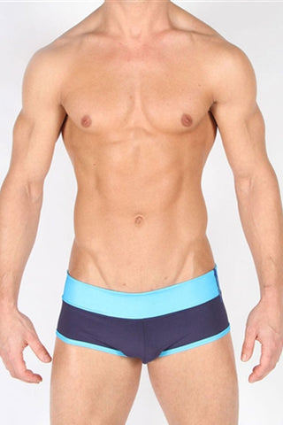 Skmpeez Blue Zap Bandz Euroz Swim Brief