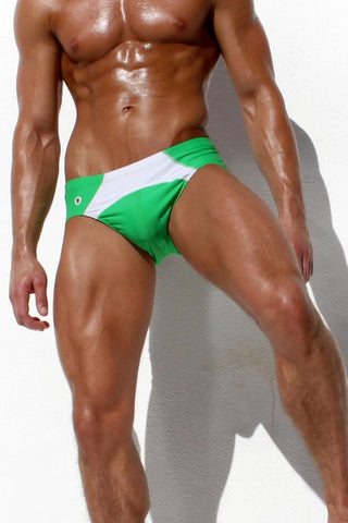 Rufskin Green Jerome Swim Brief