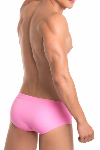 Jor Pink Hot Swim Brief