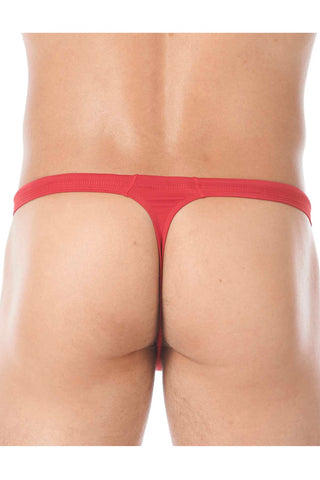 Gregg Homme Red Pool Party Swim Thong