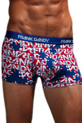 Frank Dandy Blue Puzzle Trunk