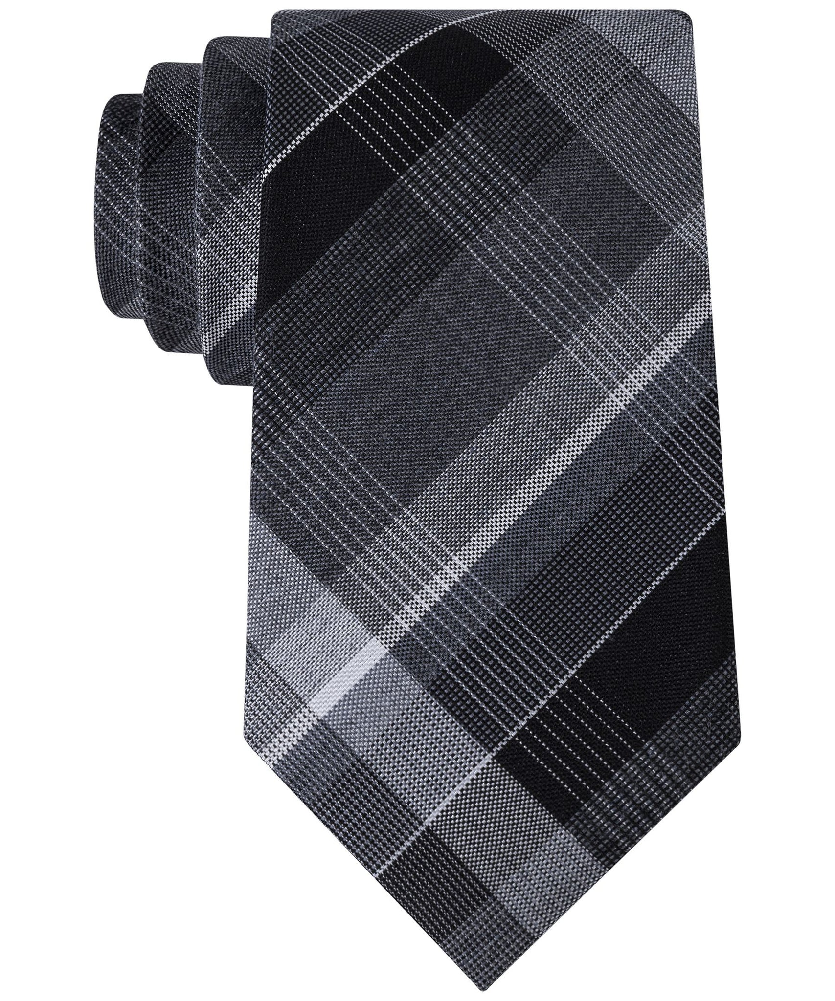 Kenneth Cole Reaction Perfect Plaid Tie