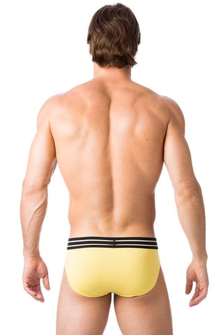 Gregg Homme Yellow Charged Brief