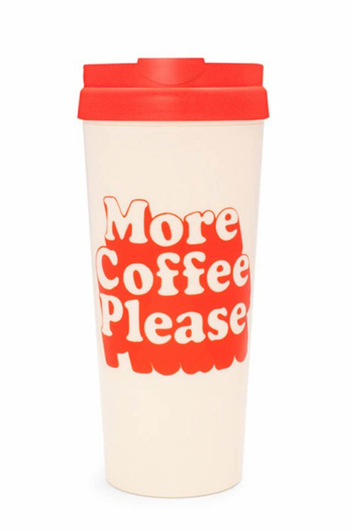 Ban.do More Coffee Thermal Travel Mug - CheapUndies.com