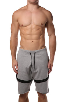 Datch Grey Bermuda Sweatshort