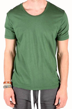 Rxmance Forest Green Lounge Tee