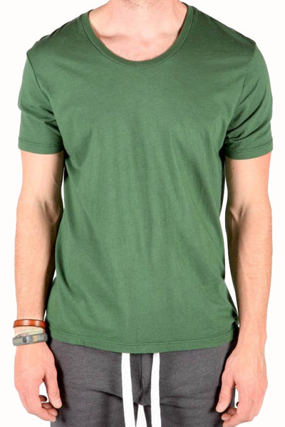 Rxmance Forest Green Lounge Tee - CheapUndies.com