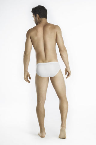 Hawai White Basic Sport Brief