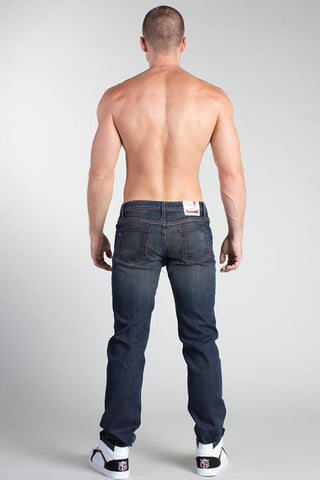 Timoteo Dark Blue Wash Original Skinny Jean