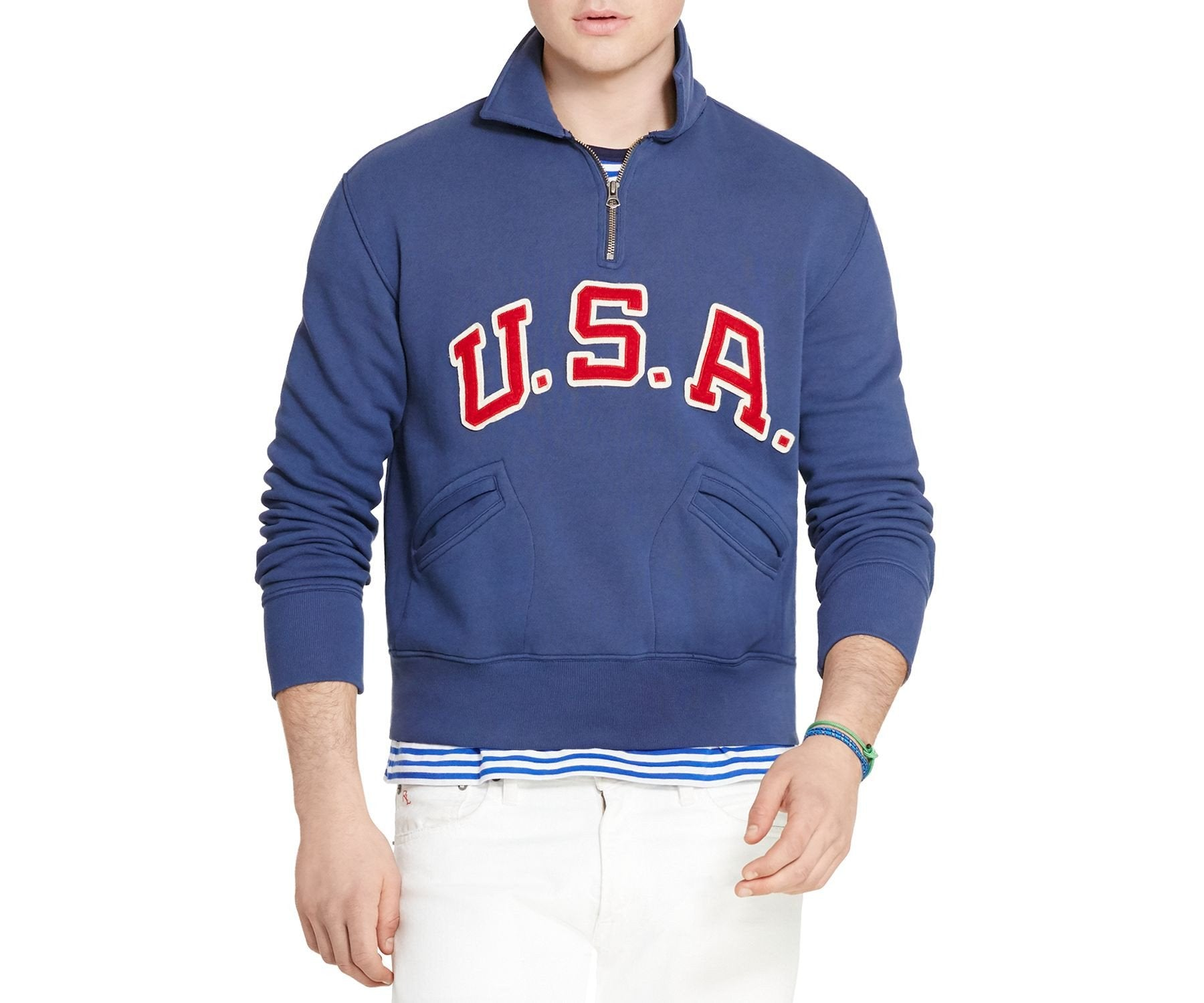 Team USA Fleece Sweatshirt