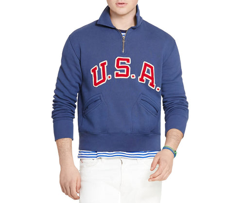Team USA Fleece Sweatshirt - CheapUndies.com