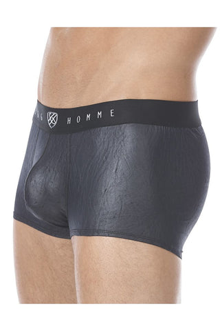 Gregg Homme Black City Limit Boxer Brief