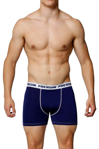 Freegun Navy Classic Boxer Brief