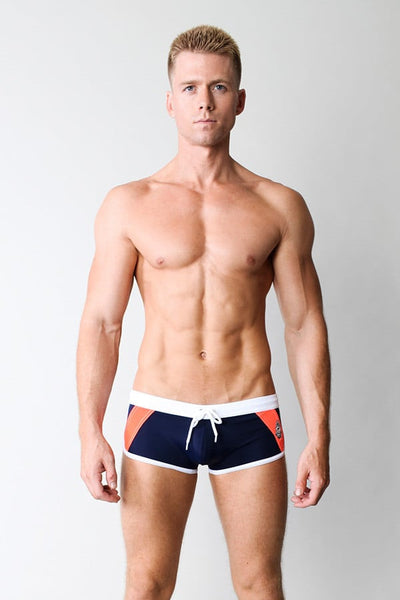 Timoteo Navy Blue Speedster