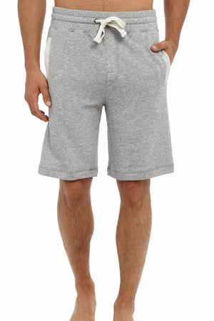 2(X)IST Heather-Grey Core French Terry Sweat Short