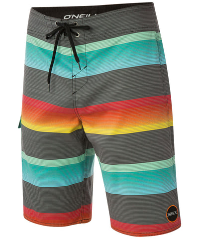 O'Neill Men's Santa Cruz Striped Boardshort - CheapUndies.com