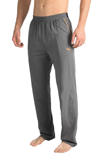 Puma Light Grey Jersey Lounge Pant