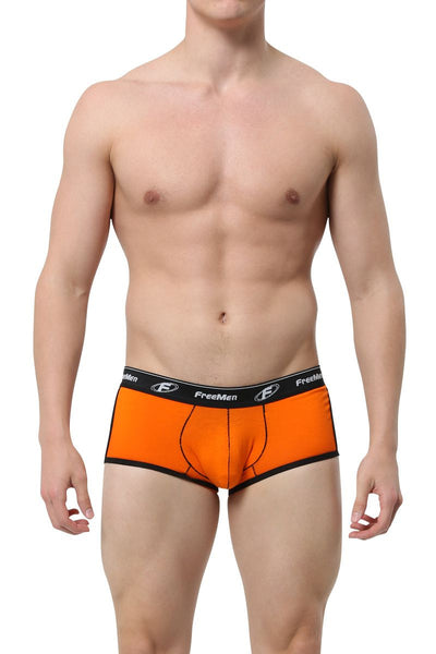 Freemen Orange Side Expose Trunk