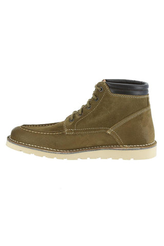 GBX Olive Rewe Suede Boot